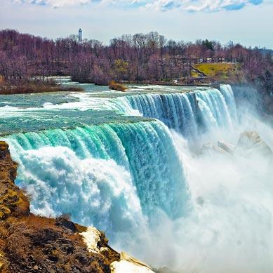 Niagara Falls/Toronto