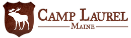 Camp Laurel Maine Logo