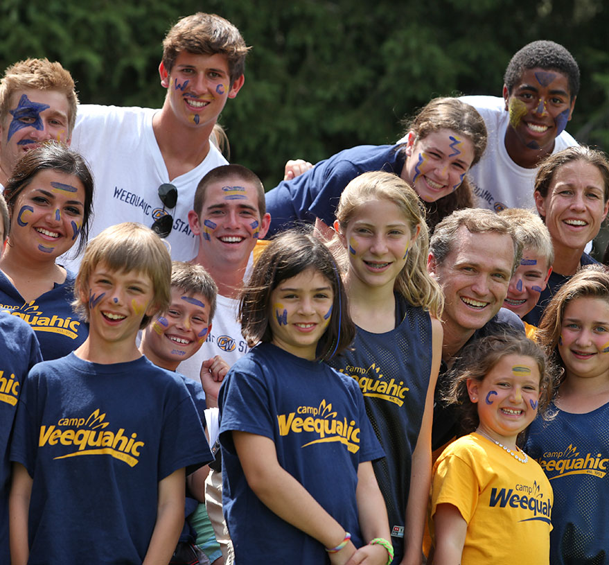 Three or Six Week Summer Camp Located in Pennsylvania 2 1/2 Hours from New York City