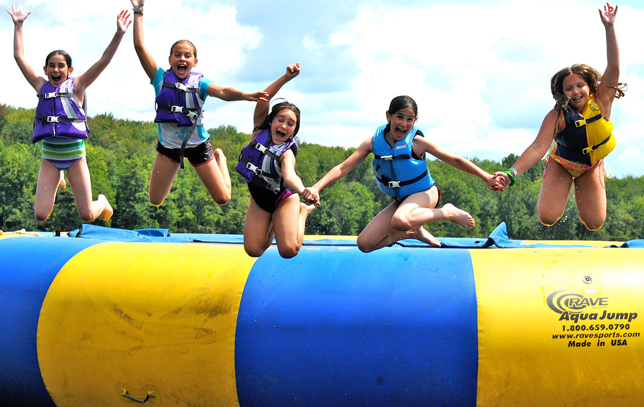 Camp Weequahic - 2 1/2 Hours from New York City
