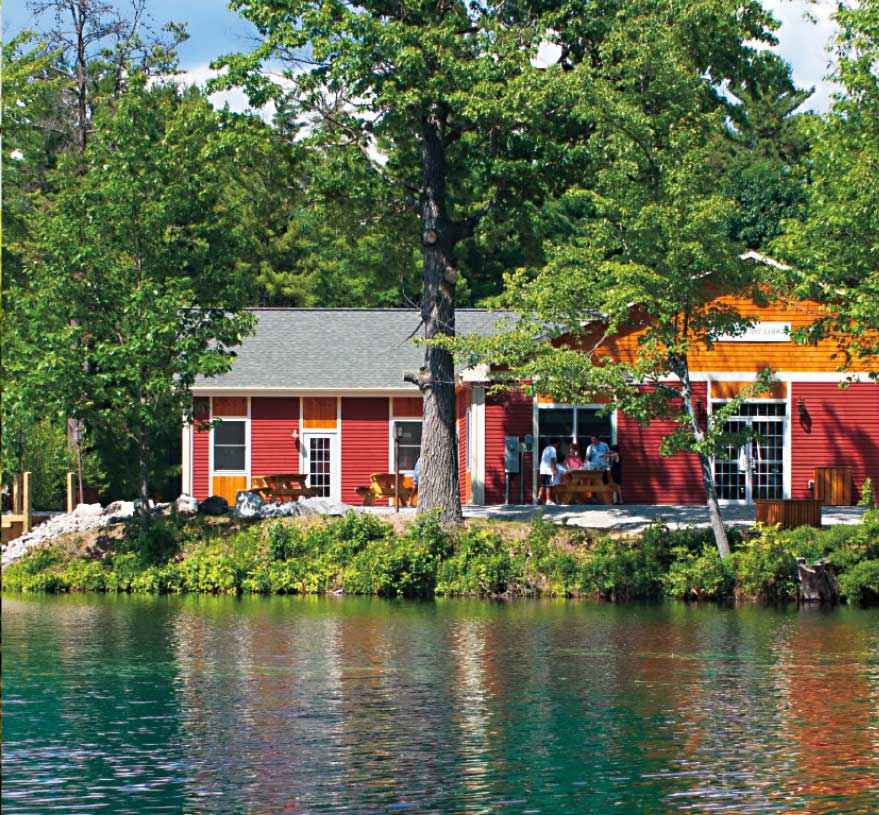 Four Week Summer Camp Located in Maine 2 Hours from Boston