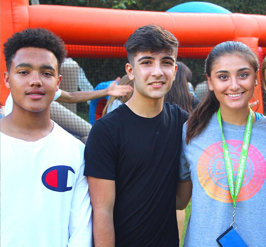 Summer Discovery - 为高中学生准备的预科培训 & 商业学院